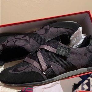 Coach shoes 👟